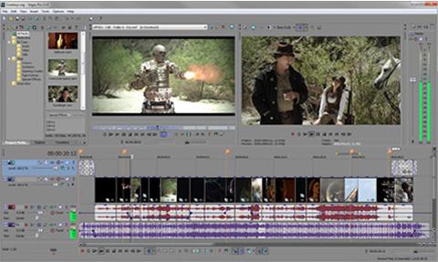 视频剪辑软件 Vegas Pro 17 v17.0.321 中文破解版