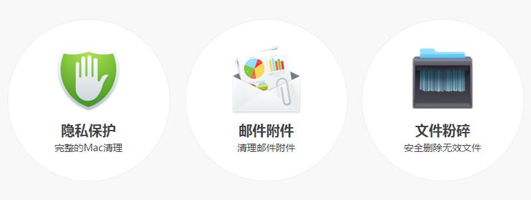 苹果电脑垃圾清理软件 CleanMyMac v4.5.0 中文破解版